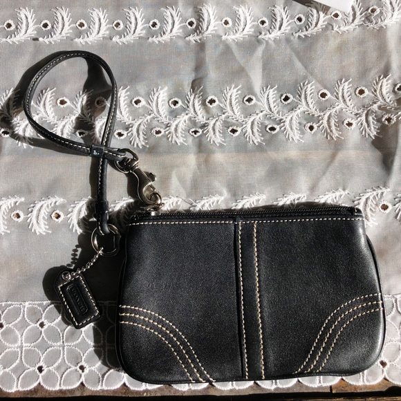 Coach Wrist Coin Purse